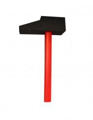 50 cm langer Schaumstoff-Hammer