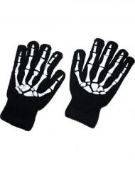 Skelett-Handschuhe