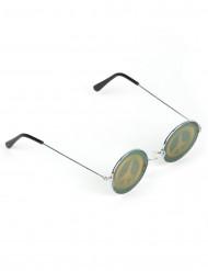 60er-Jahre Hippie-Brille