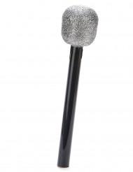 Silbernes Mikrofon für begnadete Sänger