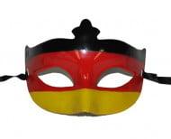 Tuch in Deutschland-Farben