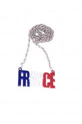 Frankreich-Halskette