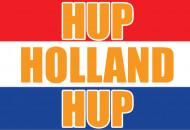 Hup Holland-Fahne 70 cm x 100 cm