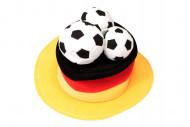 Fußball-Hut für Deutschland-Fans