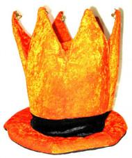 Hofnarren-Hut mit Glöckchen