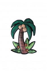Kokosnuss Wand-Deko