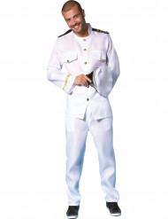 Schiffskapitän-Kostüm für Herren
