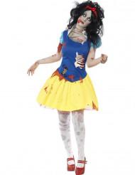 Halloween Zombie-Märchen-Kostüm für Damen