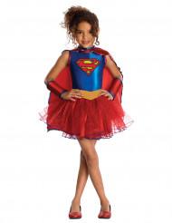 Supergirl™-Kostüm mit Pailletten für Mädchen