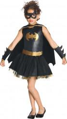 Batgirl™-Kostüm mit Pailletten für Mädchen