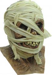 Halloween Mumien-Maske für Erwachsene