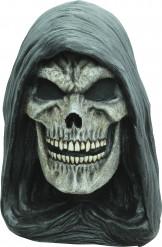 Halloween Totenschädel-Maske für Erwachsene