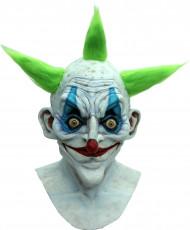 Alter Clown Halloween-Maske für Erwachsene