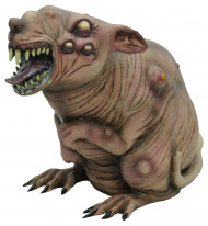 Halloween Zombie Ratte