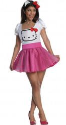 Hello Kitty™-Kostüm für Erwachsene