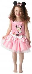 Minnie Maus™-Kostüm mit Haarband für Mädchen