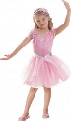 Barbie™ Ballerina-Kostüm für Mädchen