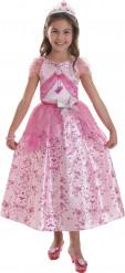 Pastellfarbenes Barbie™ Prinzessinnen-Kostüm für Mädchen