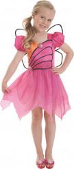 Barbie™ Mariposa-Kostüm für Mädchen