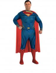 Klassisches Superman Man of Steel™-Kostüm für Herren Große Größe