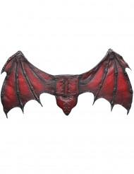 Teuflische Fledermaus-Flügel