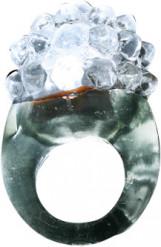 Magischer Ring mit weißer LED