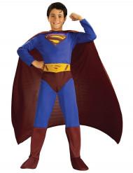 Superman™-Kostüm mit Umhang für Jungen