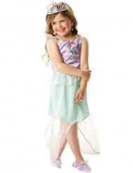 Arielle™-Kostüm mit Diadem für Mädchen