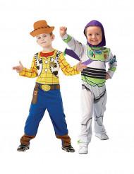 Toy Story™ Buzz Lightyear™ und Woody™-Kostüm für Kinder
