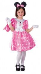 Rosa Minnie™-Kostüm für Mädchen