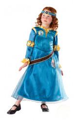 Merida™-Kostüm mit Stirnband für Mädchen