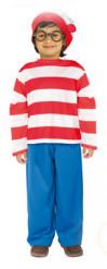 Wo ist Walter?™-Kostüm für Kinder