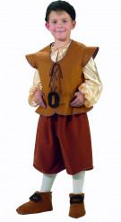 Mittelalterliches Bauern-Kostüm für Jungen