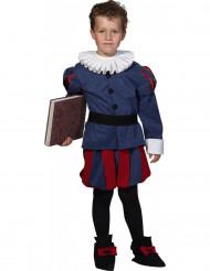 Renaissance Poeten-Kostüm für Jungen