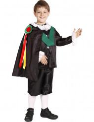 Spanisches traditionelles Sänger-Kostüm für Jungen
