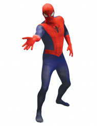 Hautenges Spiderman™-Kostüm für Erwachsene