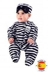 Gefangenen-Kostüm für Babys