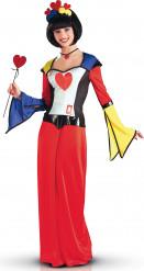 Herz-Königin-Kostüm für Damen
