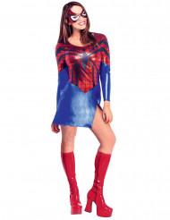 Sexy Spider-Girl-Kostüm für Damen