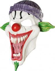 Schauderhafte Clowns-Maske für Erwachsene