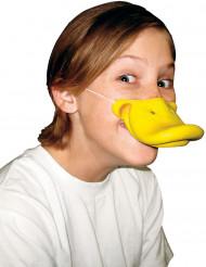 Weiche Enten-Nase