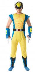 Schickes Wolverine™-Kostüm für Erwachsene