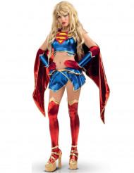 Supergirl Ame-Comi™-Kostüm für Damen