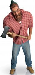 Big Bruizer Holzfäller-Kostüm für Herren