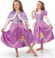 Schickes Rapunzel™ Prinzessinnen-Kostüm für Mädchen