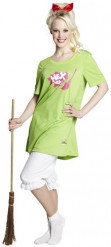 Bibi Blocksberg™-Kostüm für Damen