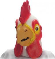 Hahnen-Maske für Erwachsene