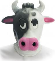Kuh-Maske für Erwachsene