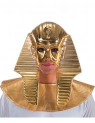 Halbmaske Pharao gold für Herren