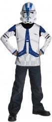 Klonkrieger Star Wars™-Kostüm für Kinder